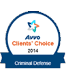 Avvo Client Choice 2014